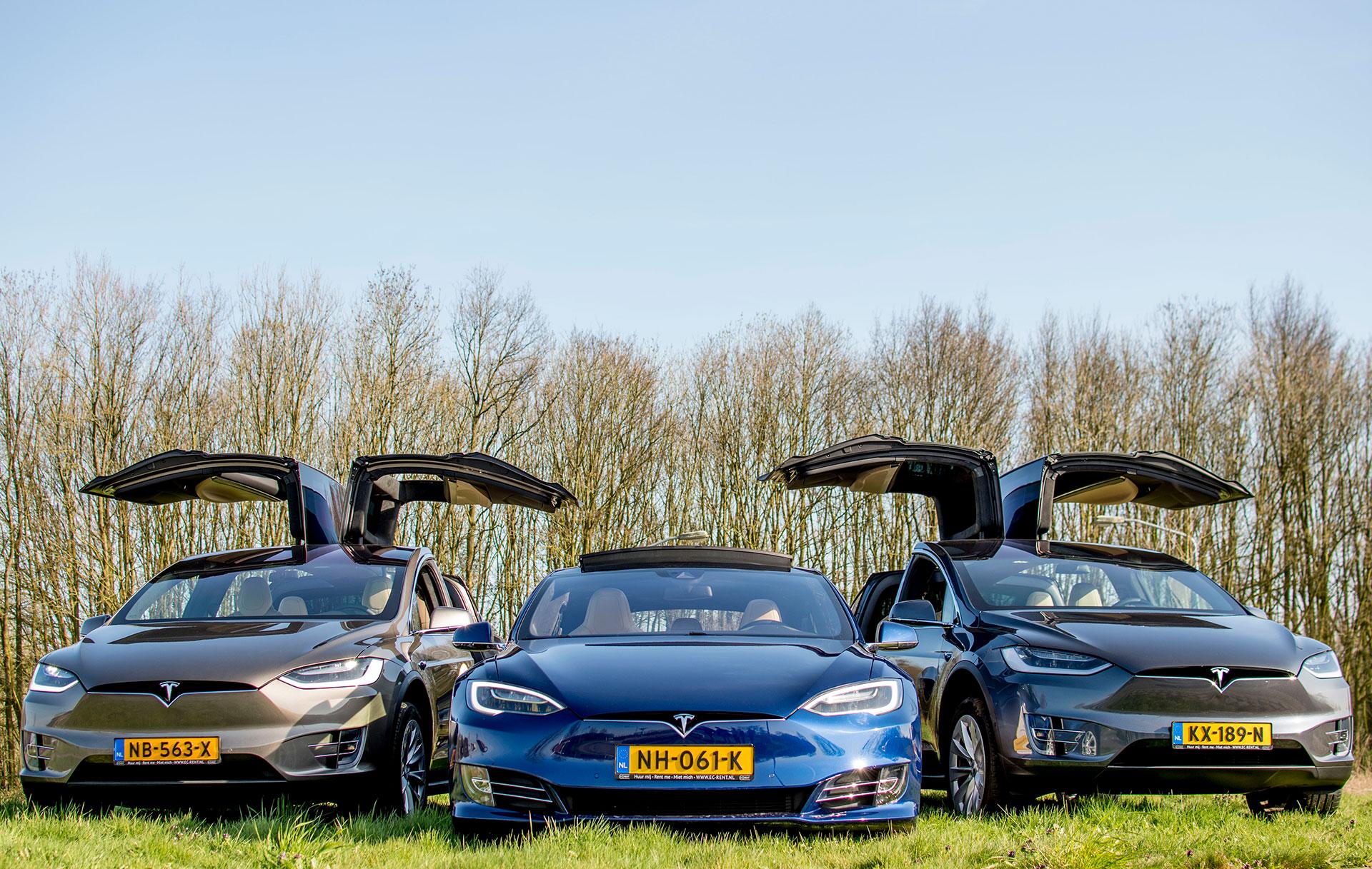 Tesla-rally: een uniek team event!