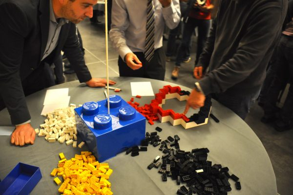Event Masters Teambuilding Lego Bouw Basis Totem