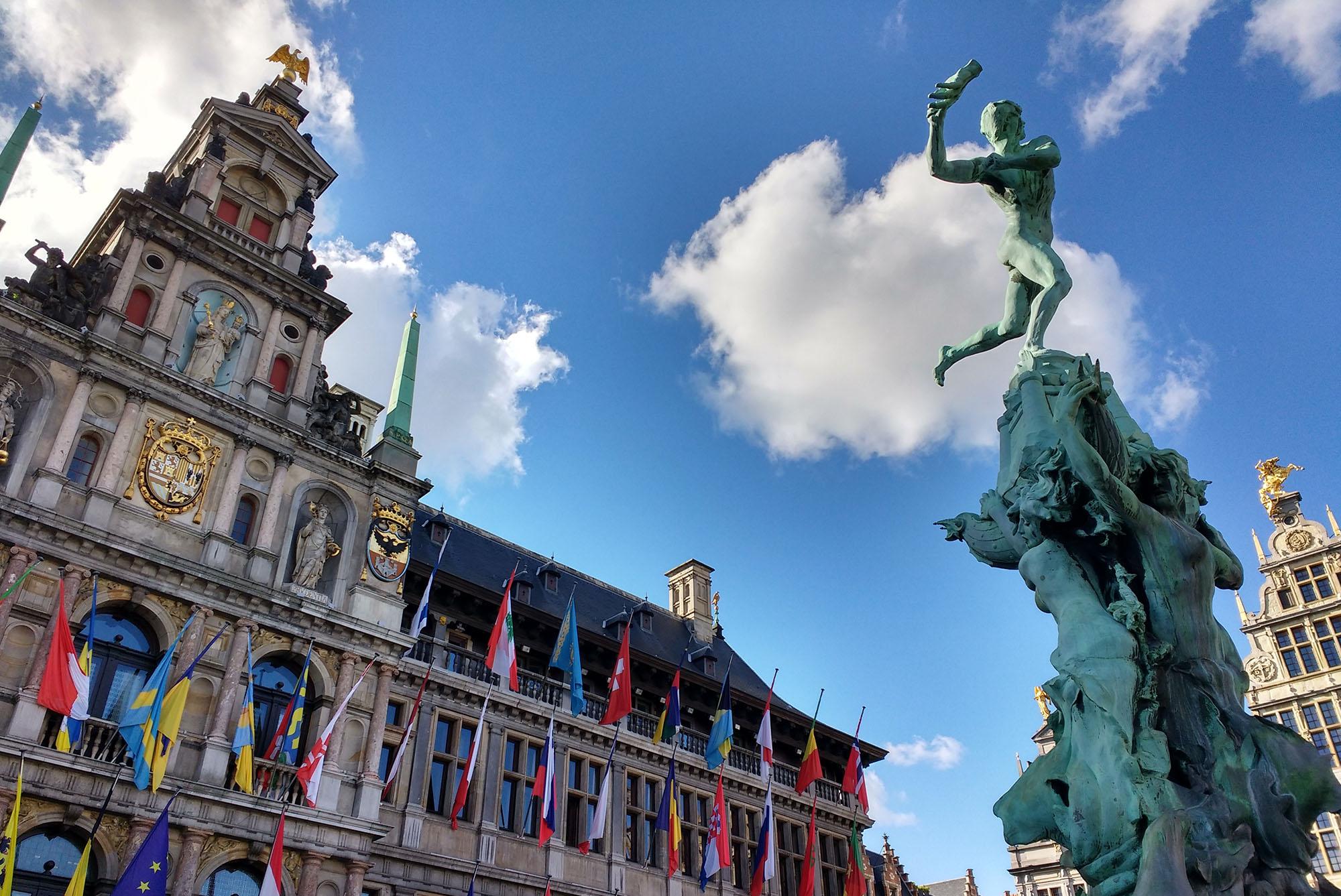 Stagiaire Sales België (HBO)